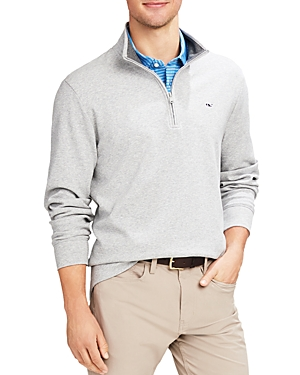 Vineyard Vines Saltwater Quarter-Zip Sweatshirt-Men