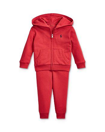 Ralph Lauren - Boys' Hoodie & Jogger Pants Set - Baby