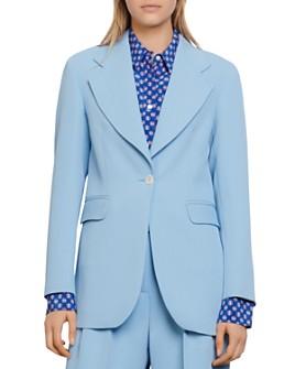 Sandro - Cely Tailored Blazer