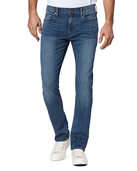 PAIGE - Federal Straight Slim Fit Jeans in Brent