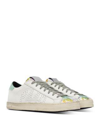 P448 Women's John Low Top Sneakers