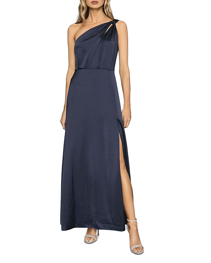 REISS - Dorothy One-Shoulder Maxi Dress