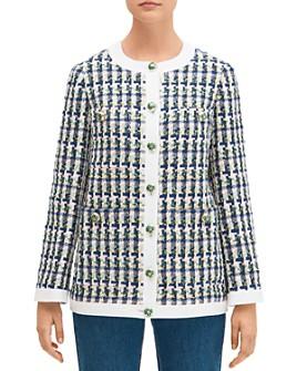 kate spade new york - Pop Tweed Jacket