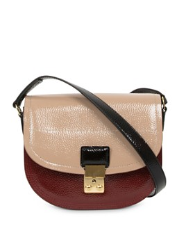 3.1 Phillip Lim - Pashli Mini Leather Saddle Crossbody