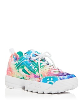 FILA - Women's Disruptor II Low-Top Sneakers
