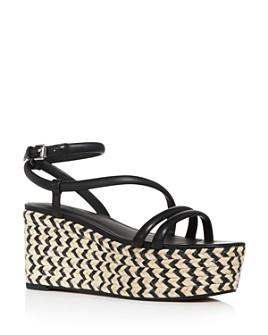 Rebecca Minkoff - Women's Josefia Espadrille Wedge Sandals