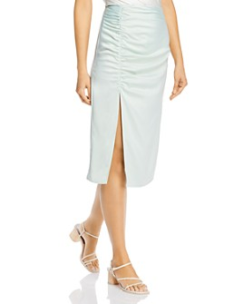Lucy Paris - Gathered Skirt - 100% Exclusive