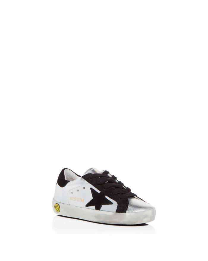 Golden Goose Deluxe Brand Unisex Superstar Low-Top Sneakers - Baby, Walker, Toddler, Little Kid    Bloomingdale's