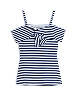 Habitual Kids - Girls' Kyra Stripe Twist Top - Big Kid