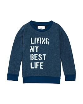 SOL ANGELES - Girls' Graphic Sweatshirt - Little Kid, Big Kid