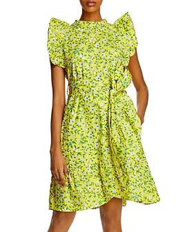 Banjanan - Audrey Printed Mini Dress