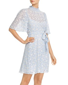 Rebecca Taylor - Vine Embroidered Dress