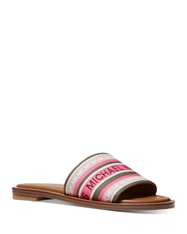 MICHAEL Michael Kors - Women's Valerie Slide Sandals