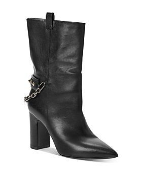 Valentino Garavani - Women's Chain & Studded Boots