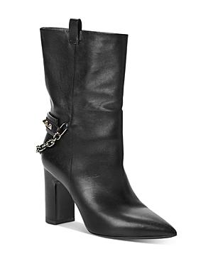 Valentino Garavani Women\\\'s Chain & Studded Boots