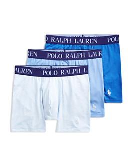 Polo Ralph Lauren - Cotton Stretch 4D-Flex Lightweight Boxer Briefs, Pack of 3