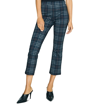 Sanctuary Carnaby Plaid Skinny Ankle Pants-Women