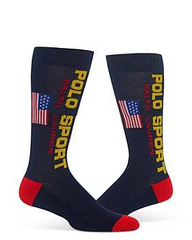 Polo Ralph Lauren - Classic Polo Sport Crew Socks