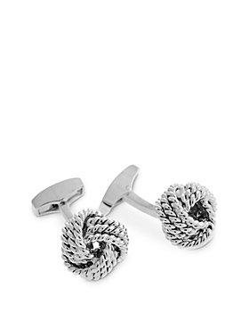 Tateossian - Knot Cable Cufflinks