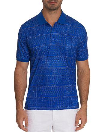 Robert Graham - Decode Classic Fit Polo Shirt