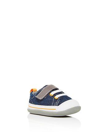 See Kai Run - Unisex Stevie II INF Low-Top Sneakers - Baby, Walker