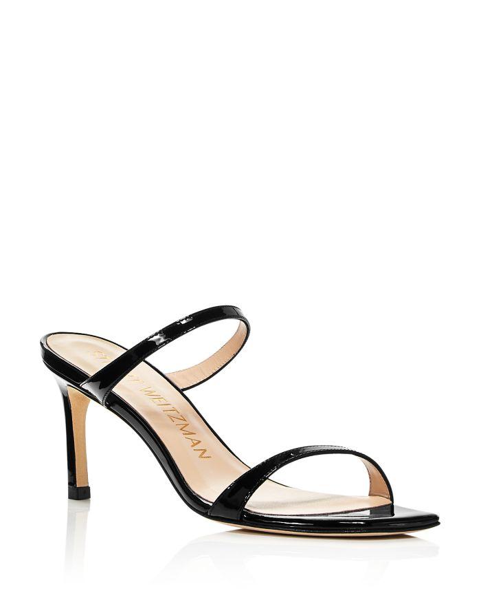 Stuart Weitzman Women's Aleena High-Heel Slide Sandals  | Bloomingdale's