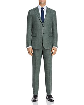 Theory - Gansevoort Halton Mélange Slim Fit Suit Separates