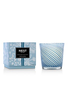 NEST Fragrances - Ocean Mist & Sea Salt Specialty 3-Wick Candle