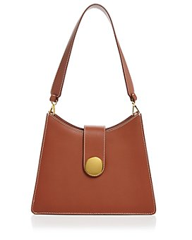 Elleme - Cat Volcano Medium Leather Shoulder Bag