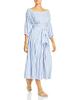 Solid & Striped - The Diane Striped Cover-Up Dress