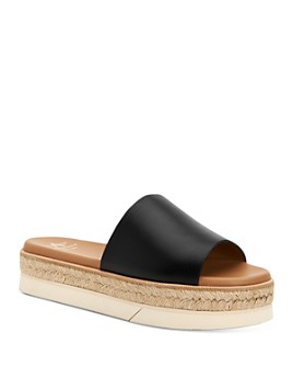 Aquatalia - Women's Shayna Espadrille Platform Sandals