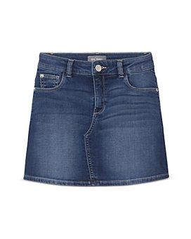 DL1961 - Girls' Jenny Cotton-Blend Denim Skirt - Big Kid
