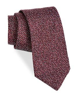 John Varvatos Star USA - Filmore Mini-Dot Silk Classic Tie