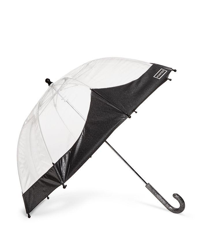 Hunter - Girls' Glitter Bubble Umbrella