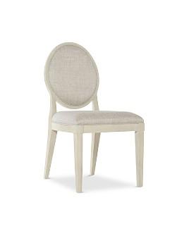 Bernhardt - East Hampton Oval Back Side Chair