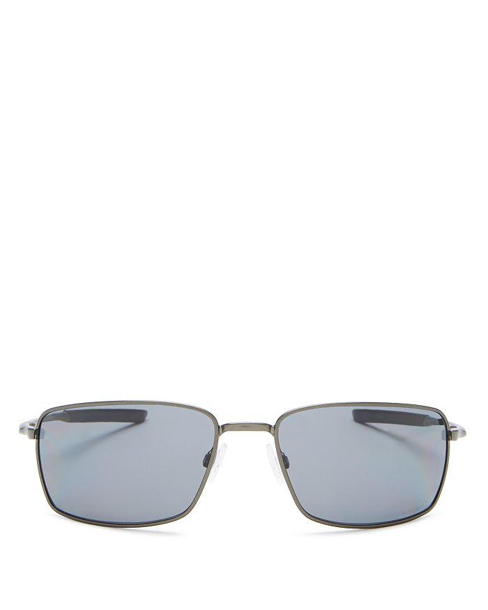 Oakley - Men's Polarized Square Sunglasses, 60mm