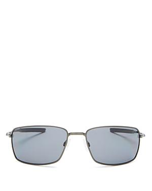 Oakley Men\\\'s Polarized Square Sunglasses, 60mm-Jewelry & Accessories