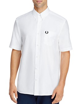 Fred Perry - Cotton Oxford Classic Fit Button-Down Shirt