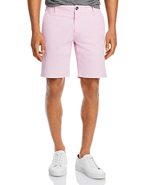 Rodd & Gunn The Peaks Cotton-Blend Over-Dyed Classic Fit Shorts