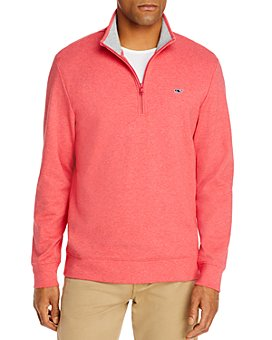 Vineyard Vines - Saltwater Quarter-Zip Sweatshirt