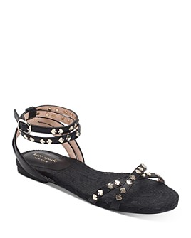 kate spade new york - Women's Mai Tai Embellished Strappy Sandals