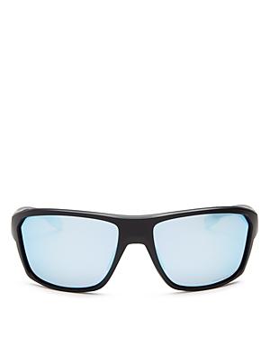 Oakley Men\\\'s Split Shot Polarized Square Sunglasses, 64mm-Jewelry & Accessories