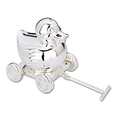 Reed & Barton Duck Coin Bank - Bloomingdale's_0
