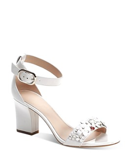 kate spade new york - Women's Tansy Embellished Sandals