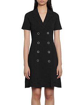 Sandro - Syana Coat Dress