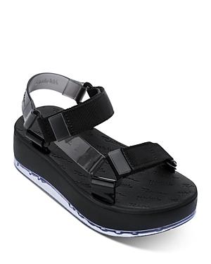 Melissa Women\\\'s Papete + Rider Strappy Platform Sandals