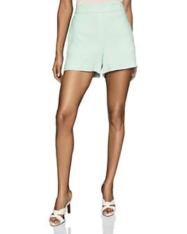 REISS - Lana Plisse Shorts