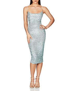 Nookie - Lovers Sequined Midi Dress