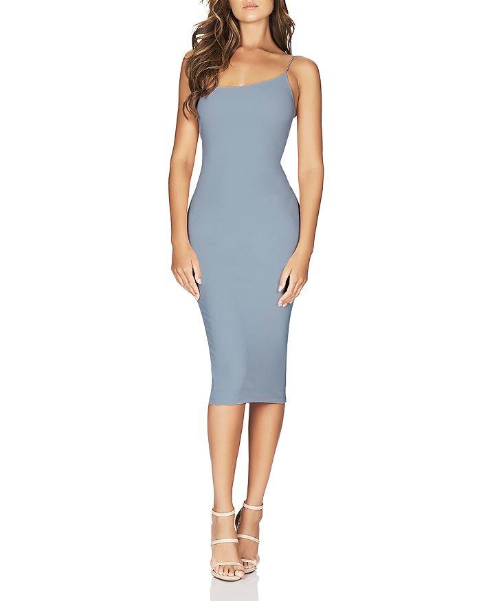 Nookie - Penelope One-Shoulder Midi Dress - 100% Exclusive