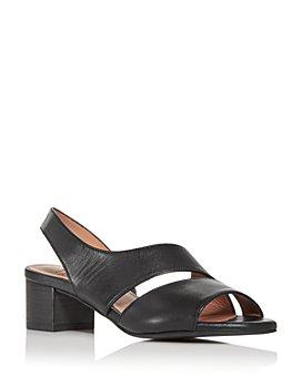 Aquatalia - Women's Emory Slingback Block-Heel Sandals